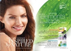 Avon Elements Skin Care