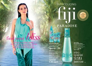 Fiji Paradise Fragrance