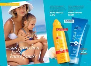 Avon Sunscreen