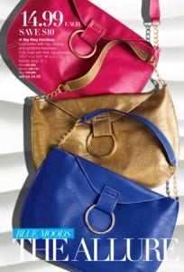 Avon Big Ring Handbag