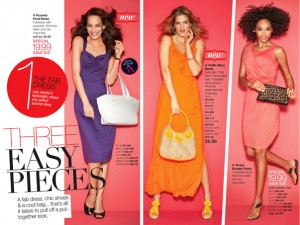 Avon Summer Fashion Dress