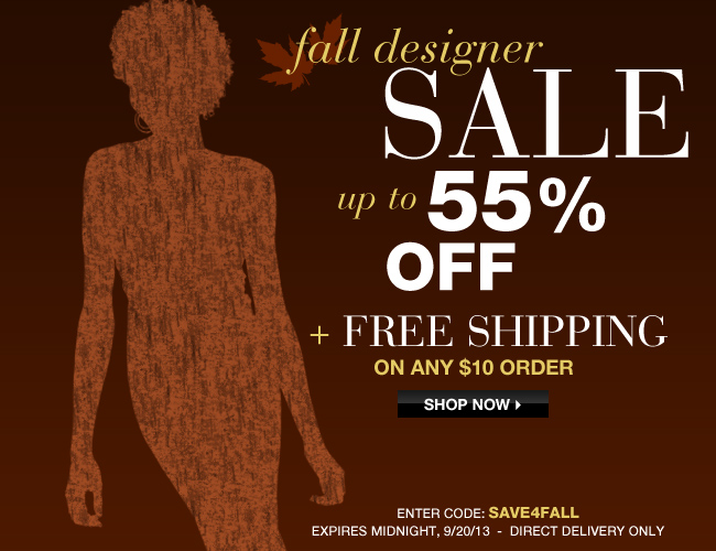 Avon Fall Designer Sale