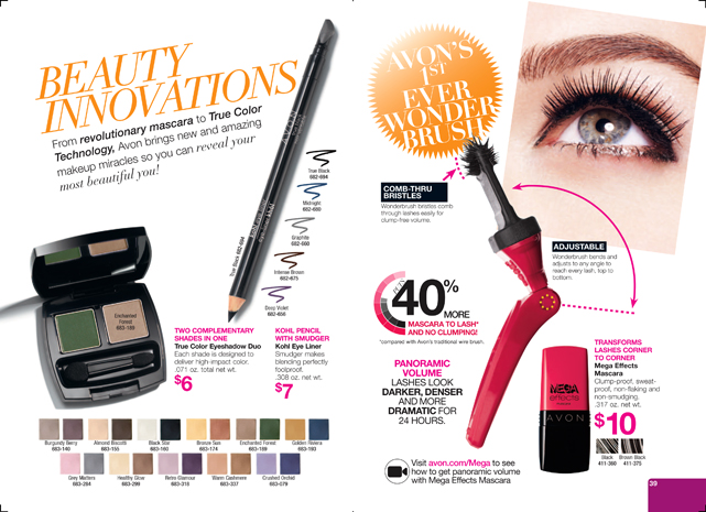 Avon Beauty Innovations