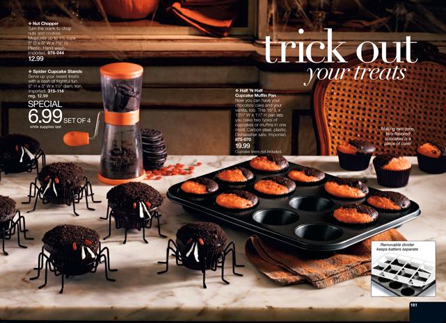 Halloween Trick and Treats