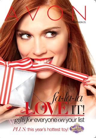 Avon Campaign 25 Brochure