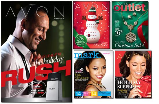Buy Avon Online Campaign 26 Brochure
