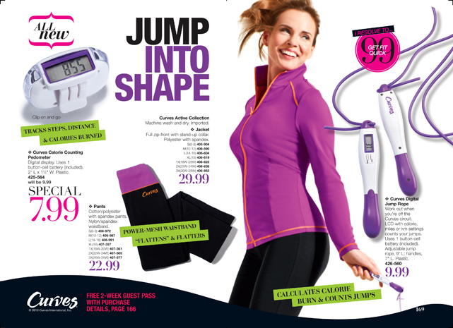 Shop Avon Campaign 02 Brochure - Curves