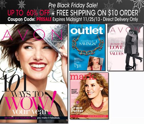 Shop Avon Campaign 02 Brochure
