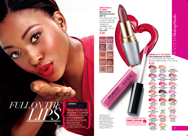 Beyond Color Plumping Lipcolor
