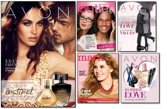 Buy Avon Online Brochure 3 2014