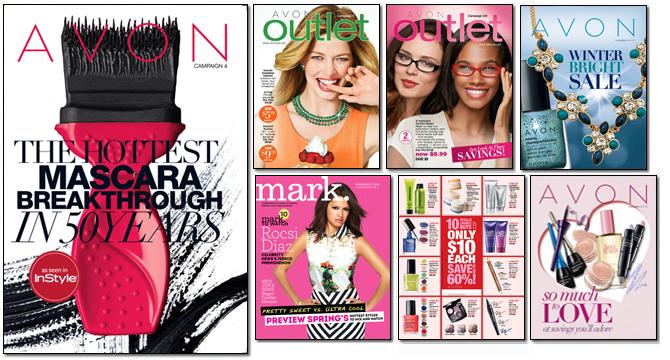 Shop Avon Online Campaign 3 2014