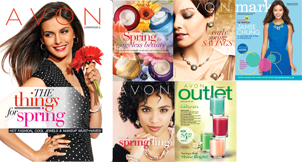 Avon Online Campaign 6 2014 Highlights