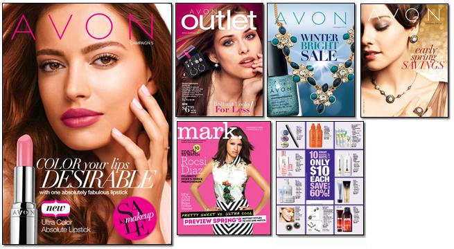 Buy Avon Online Campaign 05 2014