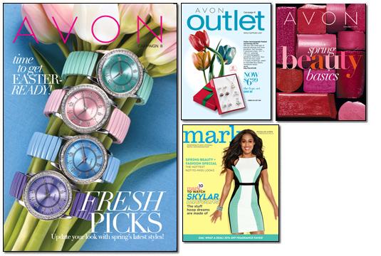 Avon Campaign 8 Online