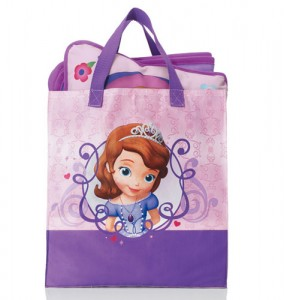 "lt=""Avon Sofia The First Pillow and Throw"""