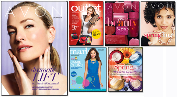 Buy Avon Online Campaign 7 2014 Highlights