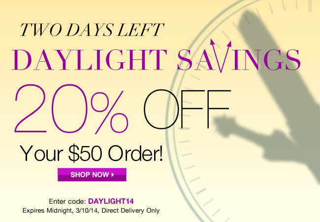 Avon Coupon Code Daylight14