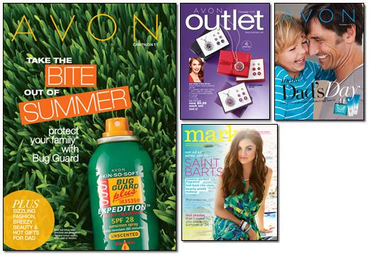 Shop Avon Campaign 11