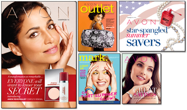 Shop Avon Campaign 13 Brochure Now