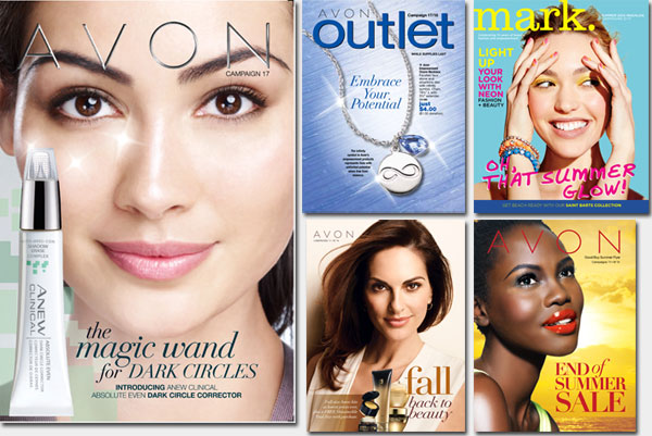 Shop Avon Campaign 17 Brochure