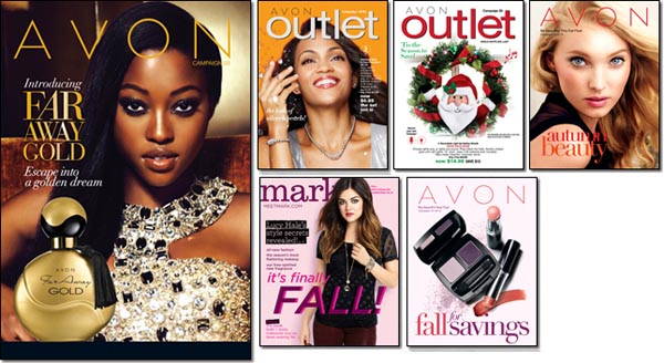 Buy Avon Online Campaign 20 Brochure