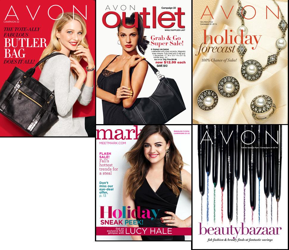 Avon Campaign 22 2014 Backorder