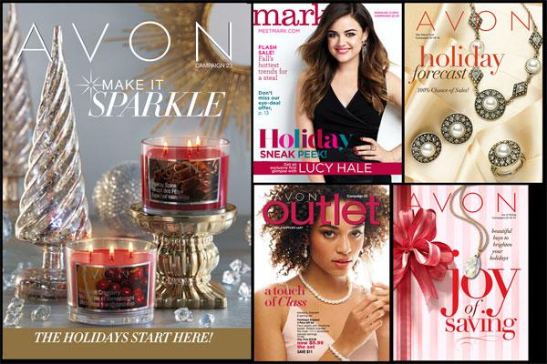 Avon Campaign 23 2014 Backorder