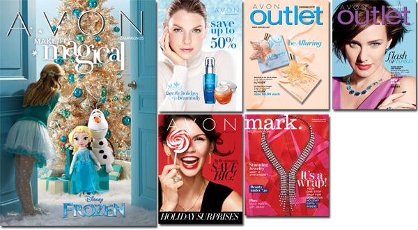 Buy Avon Online C25 2014