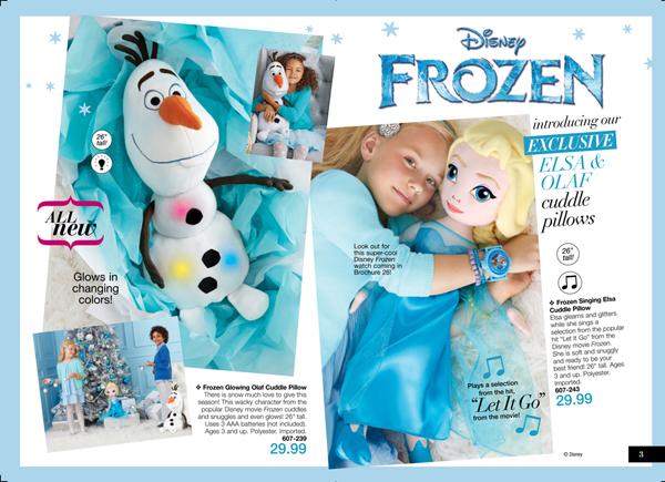Disney Frozen At Avon
