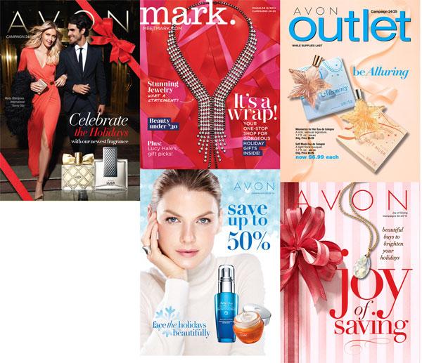 Shop Avon Online Campaign 24 2014