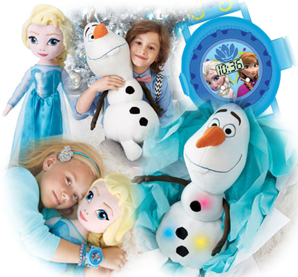 Disney Frozen Olaf Elsa