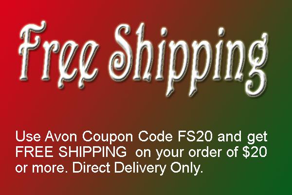 Avon Free Shipping Code FS20