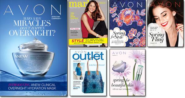 Buy Avon Online C07 2015