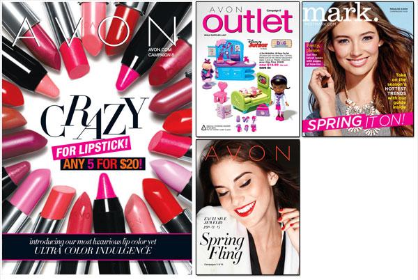 Buy Avon Online C08 2015