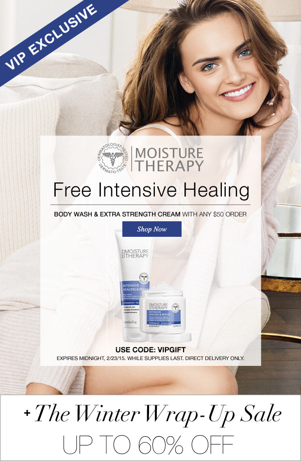 Buy Avon Online - Moisture Therapy