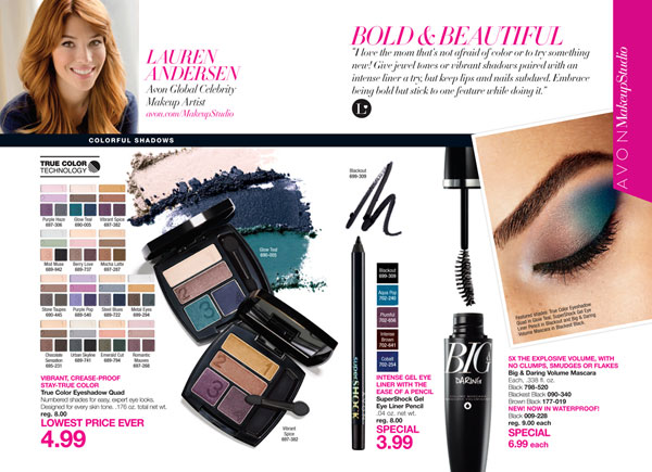 Avon Bold and Beautiful Mascara