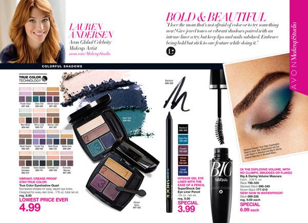 Avon Bold and Beautiful Mascara