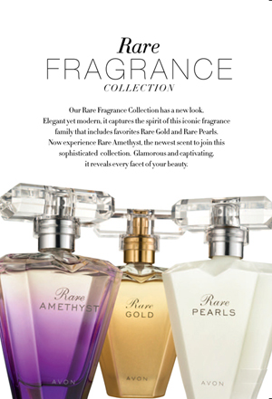 Avon Rare Fragrance Collection
