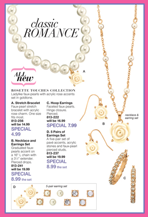 Rosette Touches Collection