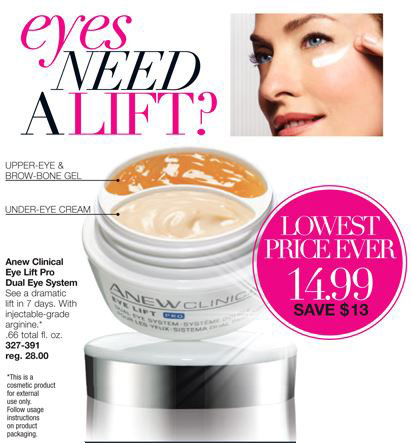Anew Clinical Eye Lift Pro Dual Eye Lift System