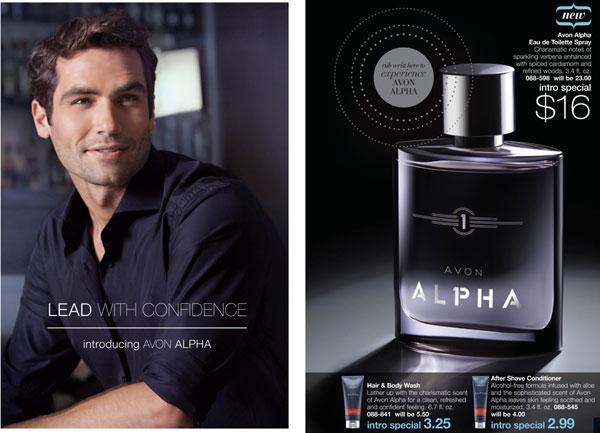 Avon Alpha Fragrance for Men