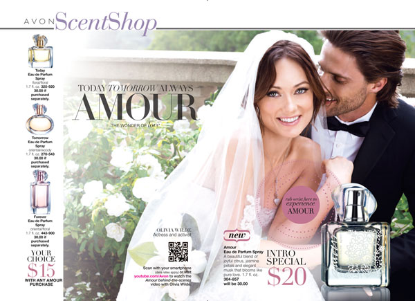 Avon Amour Fragrance