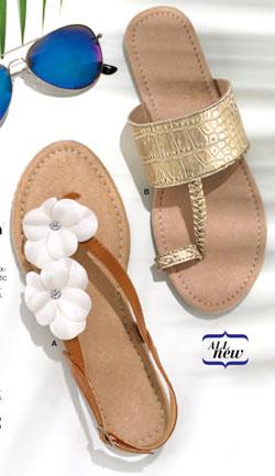 Avon Fashion Sandals