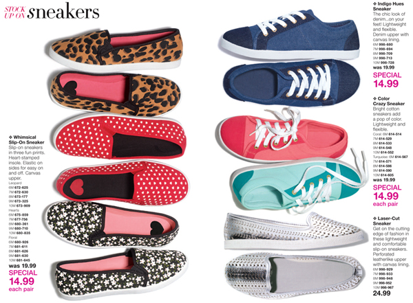 Avon Sneakers Sale