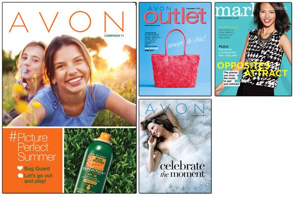 Buy Avon Online C11 2015