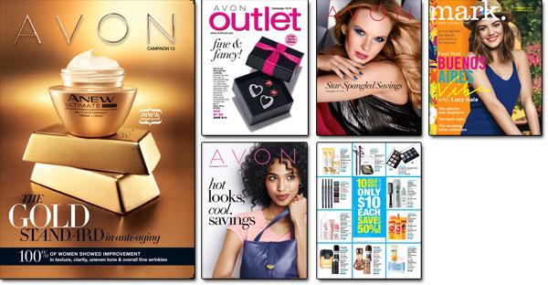 Buy Avon Online C13 2015