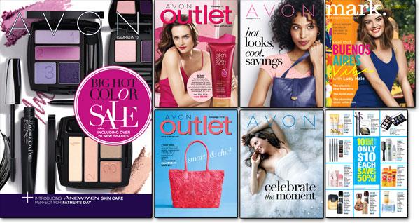 Buy Avon Online C12 2015