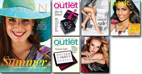 Buy Avon Online C14 2015