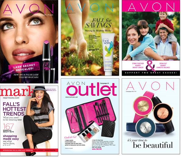 Buy Avon Online C21 2015