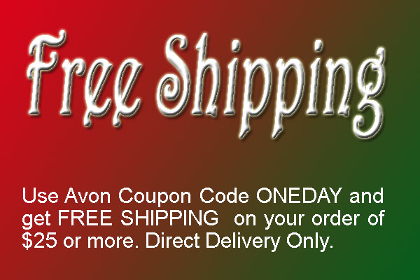 Avon Coupon Code ONEDAY